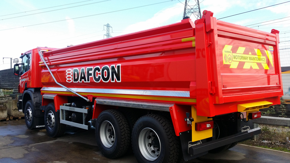 Dafcon Vehicle Graphics