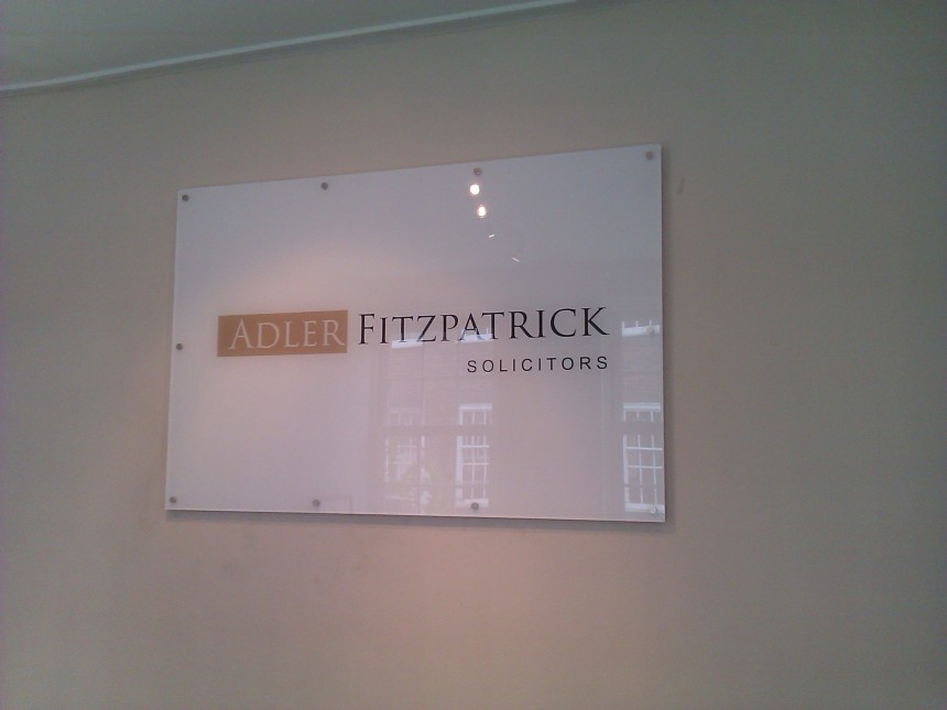 Acrylic Signage in London
