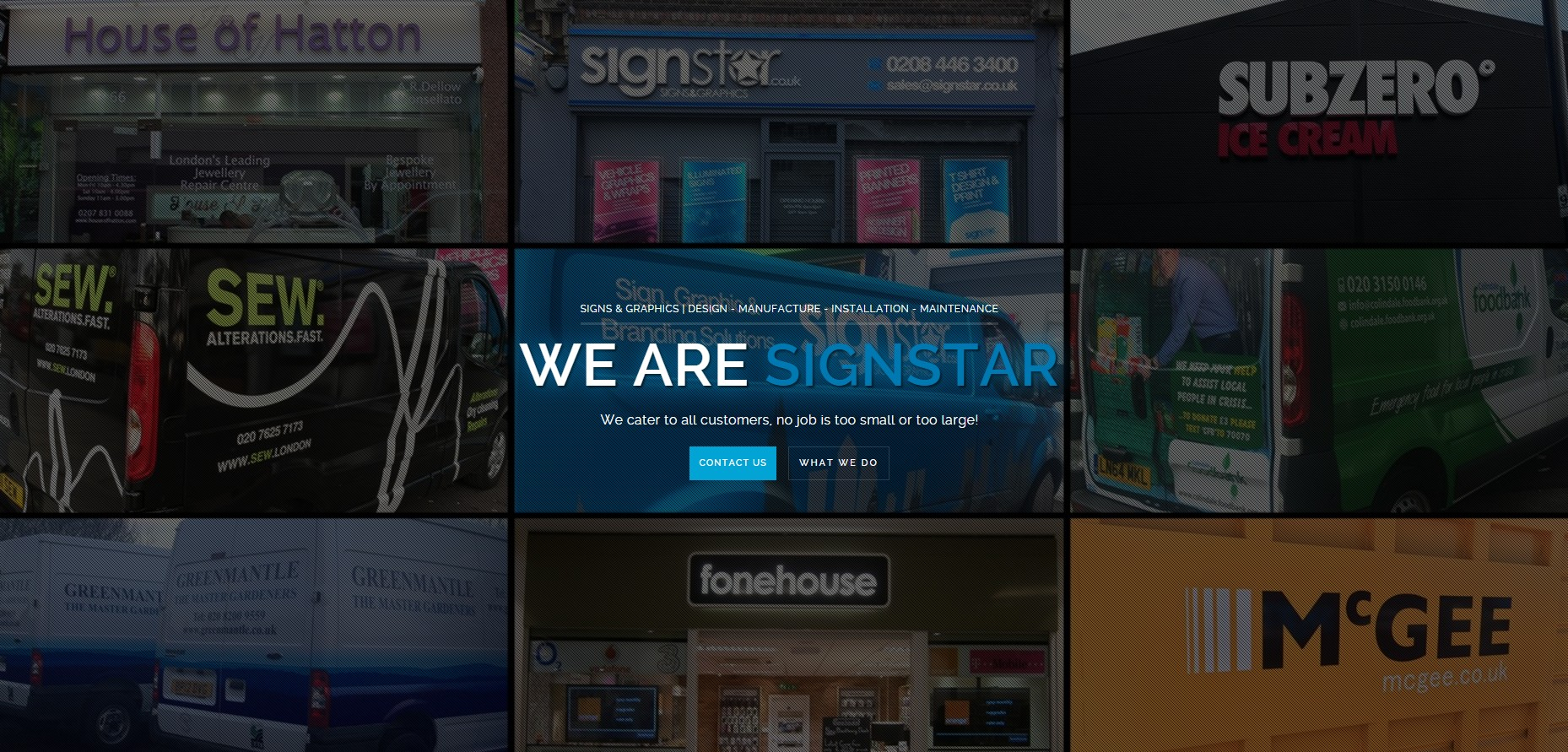 Signstar Website
